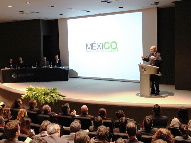 Semarnat / Presentación de la Plataforma MÉXICO2 de Bonos de Carbono