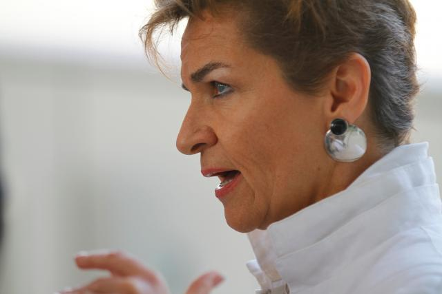 Christiana Figueres / Flickr / Arend Kuester