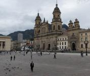 La Candelaria, Bogotá. Flickr / Donald H. Allison / Dominio público