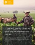 Eligiendo el camino correcto: Opciones de bajo costo para fortalecer las metas climáticas de México logrando beneficios sociales a largo plazo